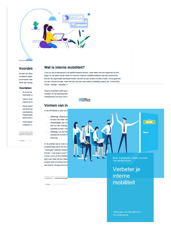 Whitepaper HROffice Mobility