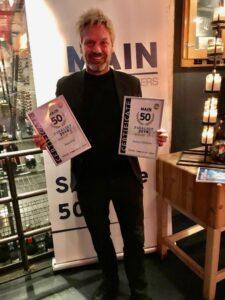 Main top 50 nominaties - Hans van Rijnswoud