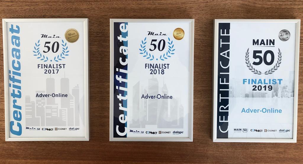 HROffice top 50 beste softwarebedrijven van Nederland