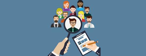 Candidate experience - verplaats je in de doelgroep