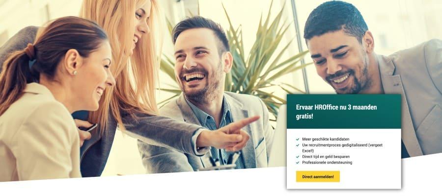 Recruitment software HROffice samenwerking ABN AMRO