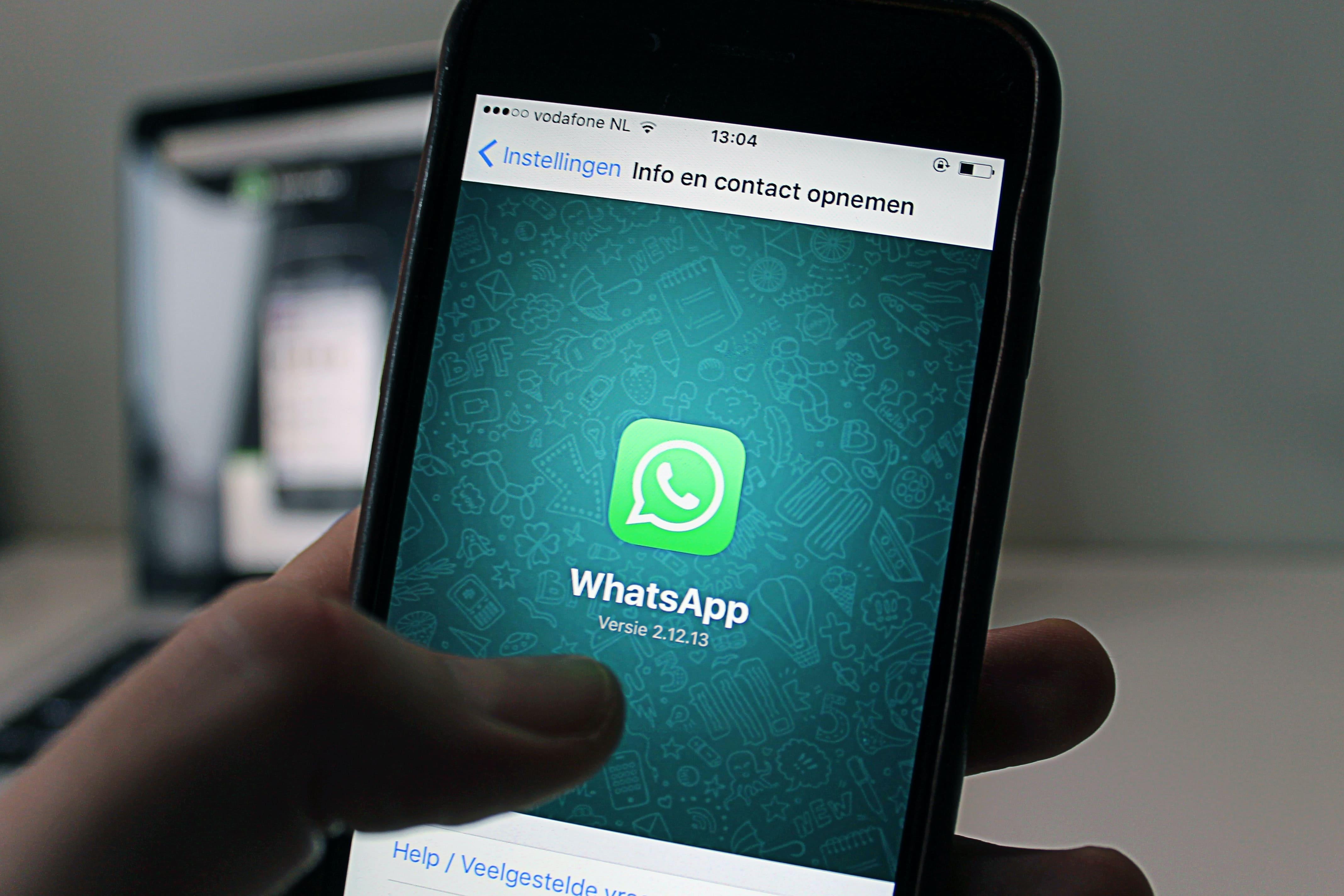 Solliciteren via WhatsApp HROffice